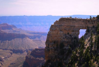 Grand Canyon Angels Window