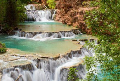 Grand Canyon Havasu Creek